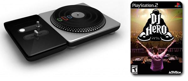 DJ Hero, el primer campeonato nacional de este juego convocado entre el 20 y el 27 de marzo