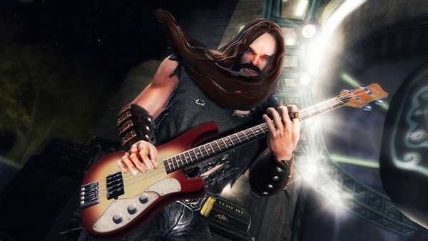 Tarifa plana de descarga de canciones para Guitar Hero