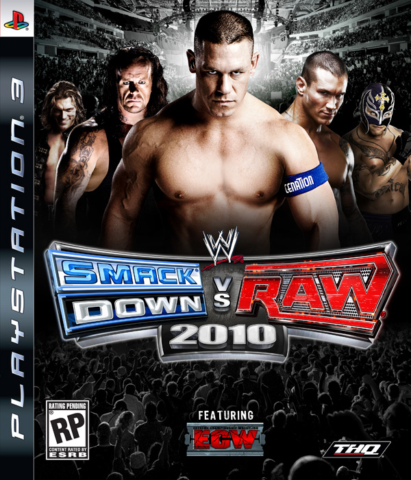 WWE SmackDown vs. Raw 2010 – A Fondo