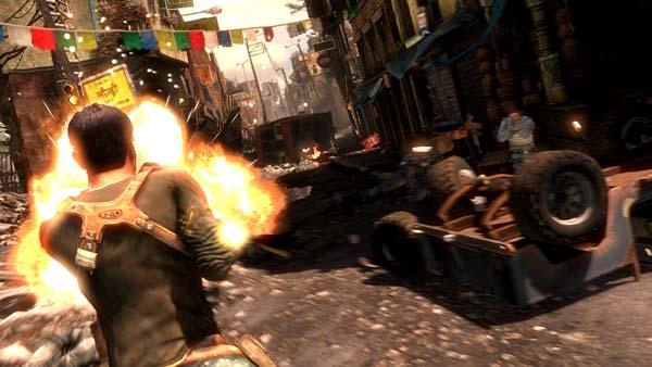 Uncharted 2, nuevo contenido descargable desde el 25 de febrero