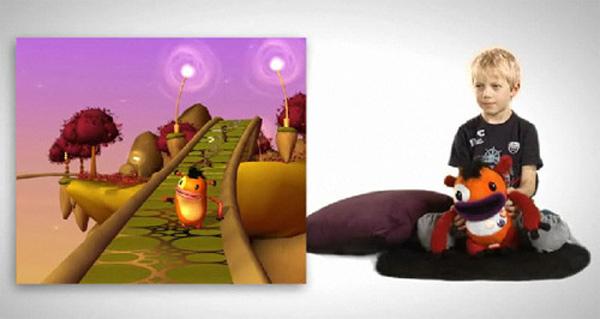 Wiiwaa, un peluche para la Wii con un juego para los más pequeños