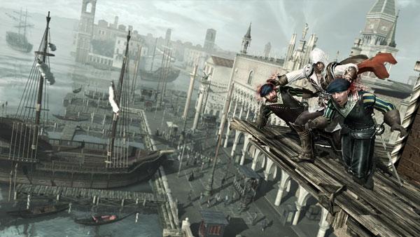 Assassin´s Creed II, un bug revienta la paciencia de los jugones y Ubisoft lo repara con un parche