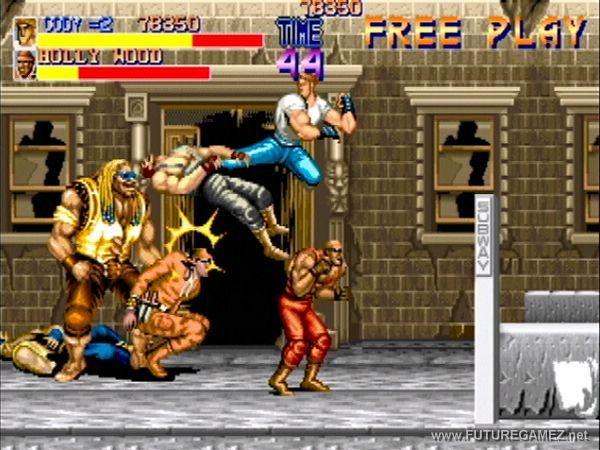 Final Fight, un clásico de las recreativas, estará disponible en Playstation Store y Xbox Live