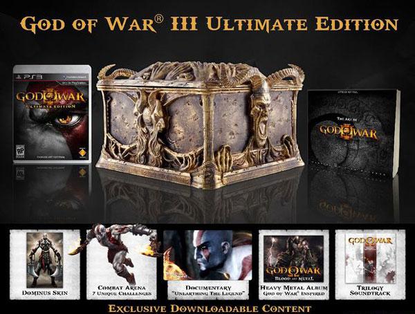 God of War III, lo último de este esperado título que llegará cargado de novedades
