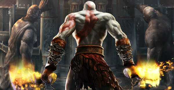God of War III, último tráiler del gran lanzamiento de acción para PlayStation 3