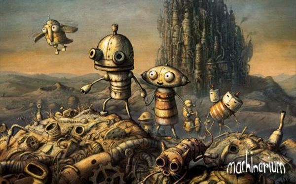 Machinarium, un atractivo juego de puzzles para PC