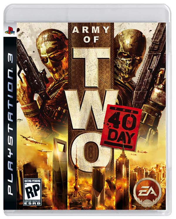 Army of Two The 40th Day, descarga gratis una versión de prueba para PlayStation 3 y Xbox 360