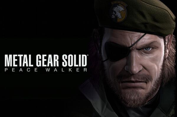 Metal Gear Solid: Peace Walker, vuelve a la carga Big Boss para PSP