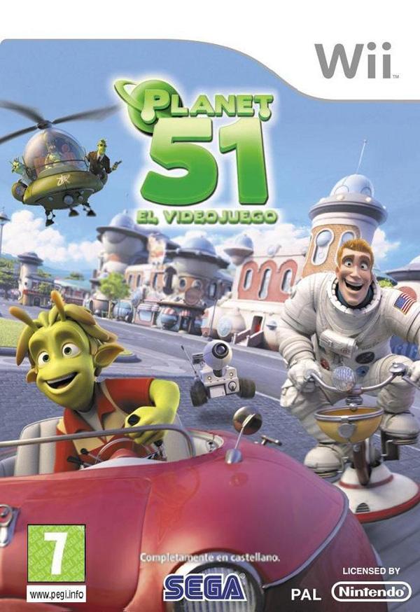 Planet 51 – A Fondo