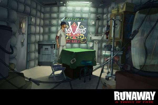 Runaway A Twist of Fate, vuelve el título de aventura gráfica totalmente renovado