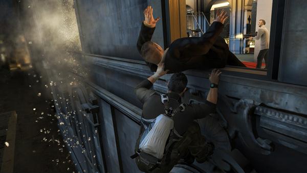 Splinter Cell Conviction, vuelve el experto en infiltración Sam Fisher