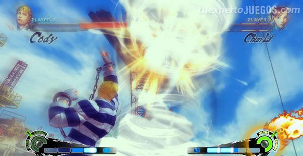 Super Street Fighter IV, tenemos nuevas imágenes de Cody en combate