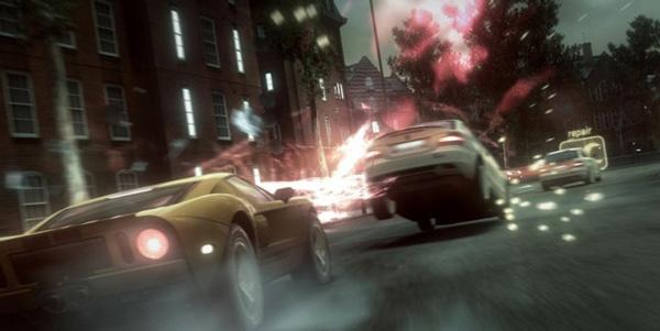 Blur, últimas imágenes del simulador de carreras que anticipa violencia y competitividad