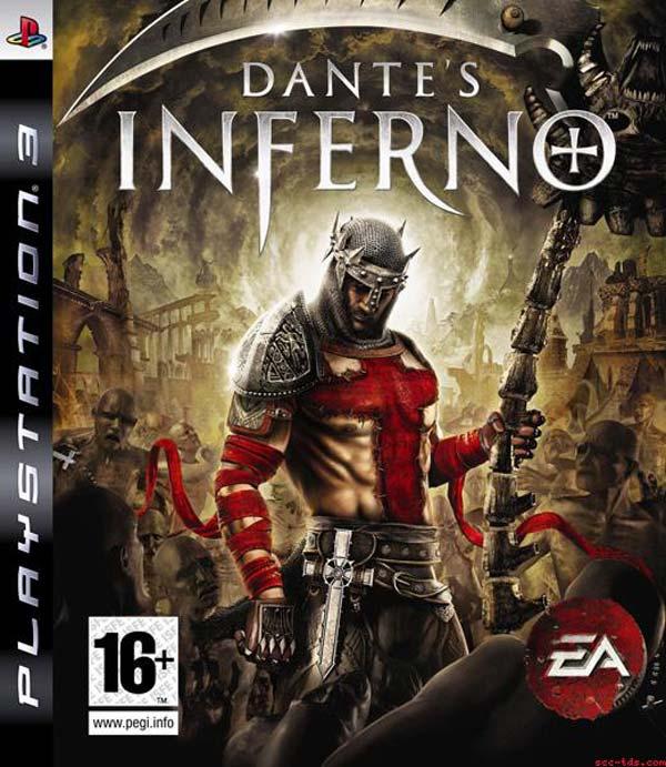 Dante´s Inferno, el juego basado en La Divina Comedia anticipa polémica por su contenido