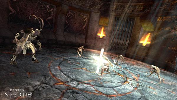 Dante's Inferno, un fallo en la versión de PlayStation 3 impide avanzar en un escenario