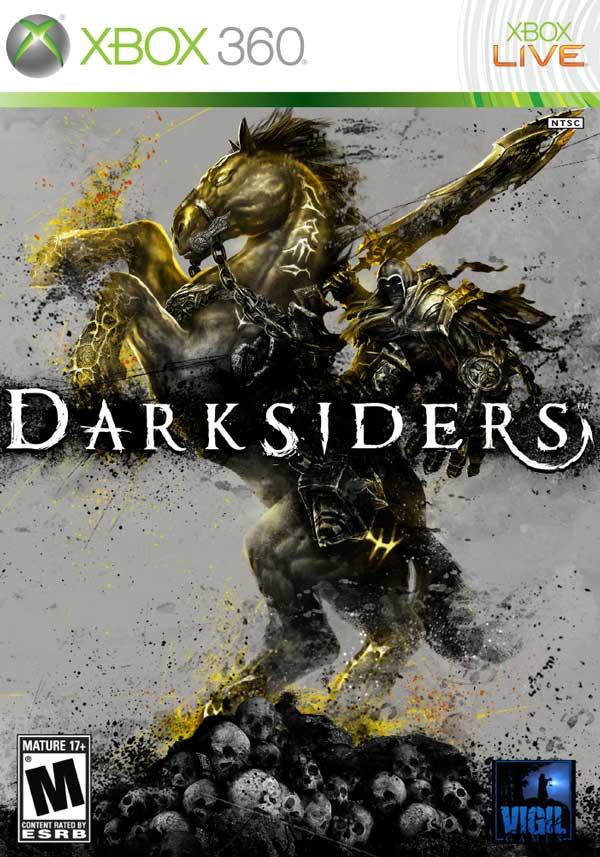 Darksiders, últimos datos sobre esta fantasía en la que seremos un Jinete del Apocalipsis