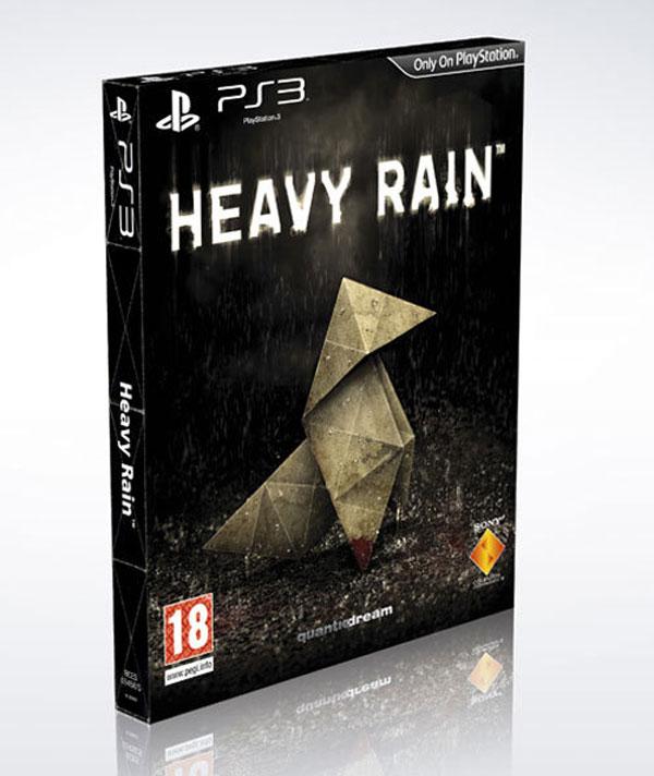 Heavy Rain, confirmada una edición de coleccionista con el primer episodio descargable