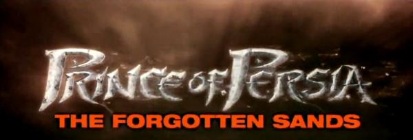 Prince of Persia: Las Arenas Olvidadas, ya conocemos el tráiler del próximo título de la saga