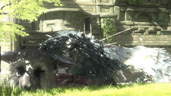 The Last Guardian, lo último de lo más esperado de los creadores de Shadow of the Colossus