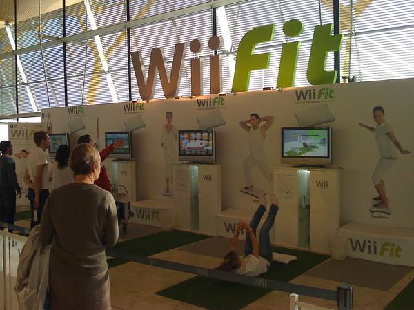 Wii Fit no sirve para ejercitar nuestro cuerpo