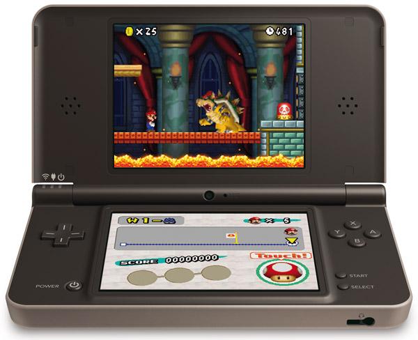 Nintendo Dsi Xl Llega La Nueva Edicion De La Consola Portatil Con