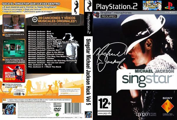 singstar pirata mj