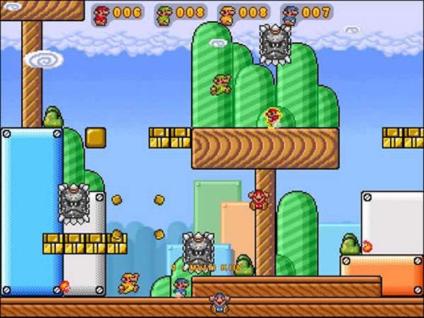 Juegos Mario Bros Nintendo Juegos Super Mario Bros