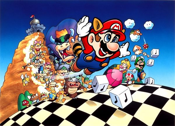 Super Mario Bros 3 01