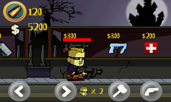 zombie village gratis android