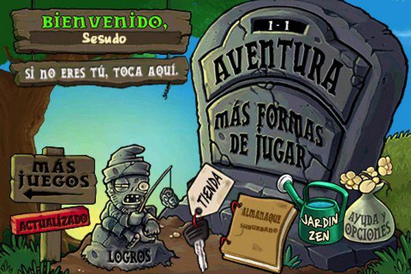 Zombies de Plantas Contra Zombies Plantas Contra Zombis Nueva