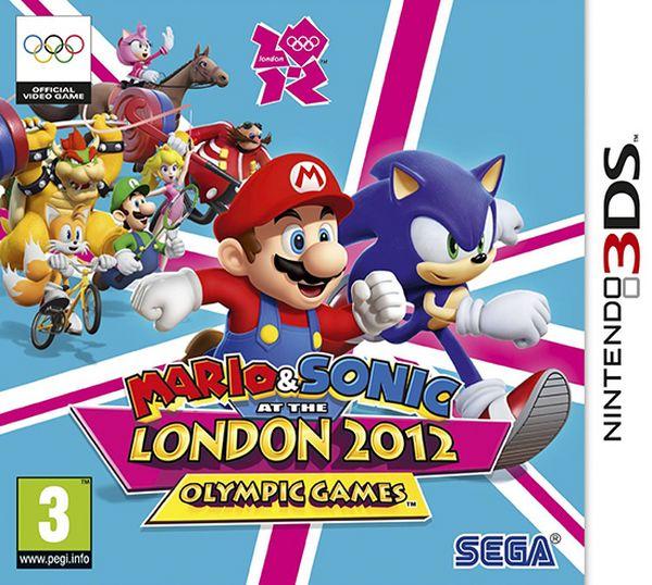 Juegos Mario 3ds Mario y Sonic en Los Juegos