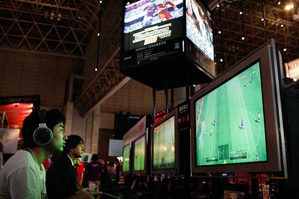 Tokyo Game Show 2009, lo más destacado de la feria (1ª parte)