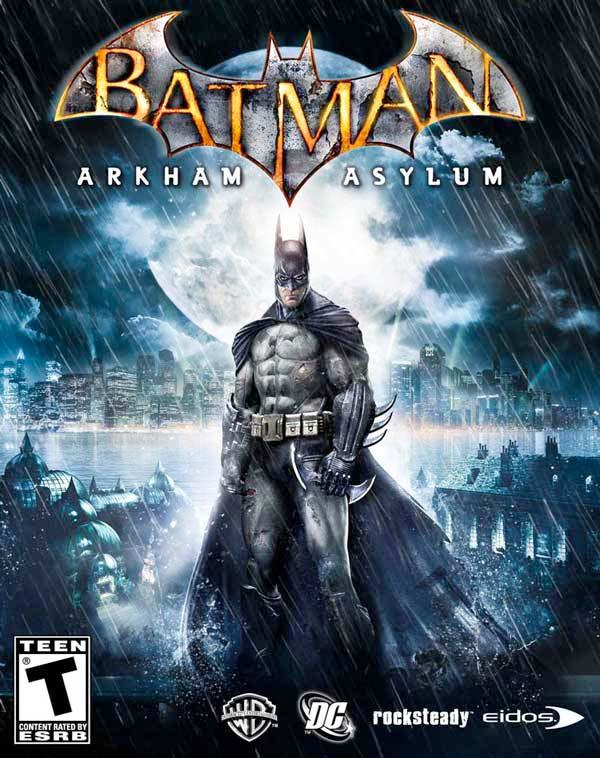 Batman: Arkham Asylum, la última aventura del hombre-murciélago