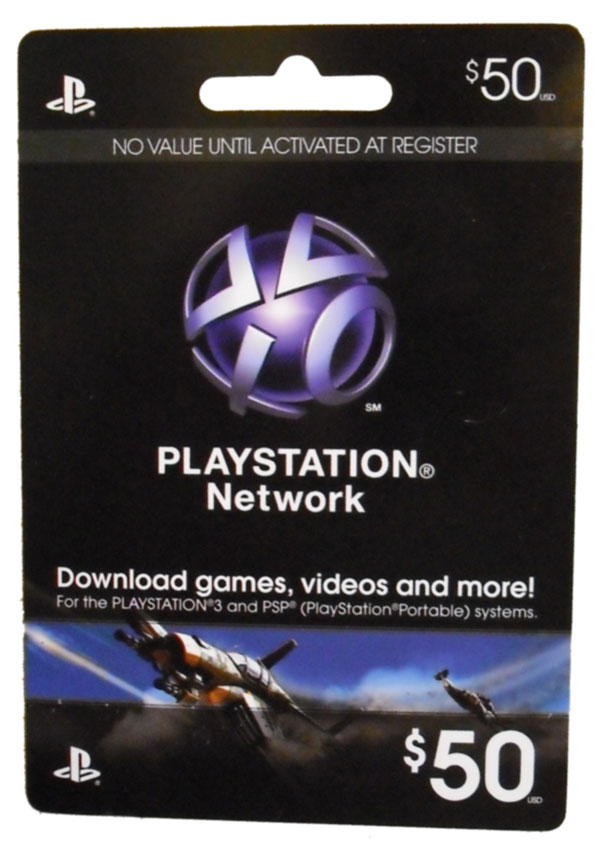 Las Playstation Network Cards costarán 20 y 50 euros – Tokyo Game Show 2009