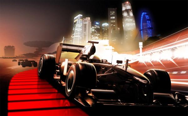 Formula One 2009, el simulador de conducción volverá a las consolas en octubre