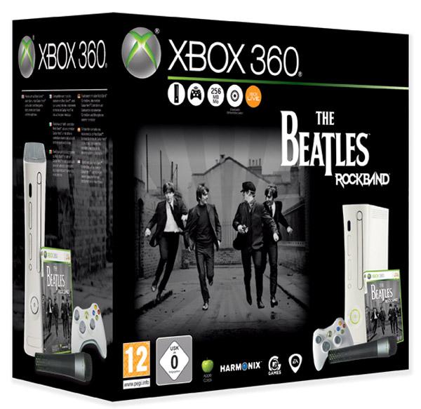 GTA, PES 2010, Halo, Rock Band Beatles… todos los packs de Xbox 360 para estas navidades