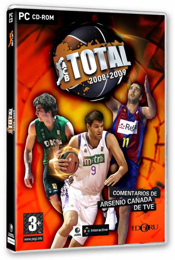 ACB Total 2009-2010, la liga nacional de baloncesto da el salto a los videojuegos