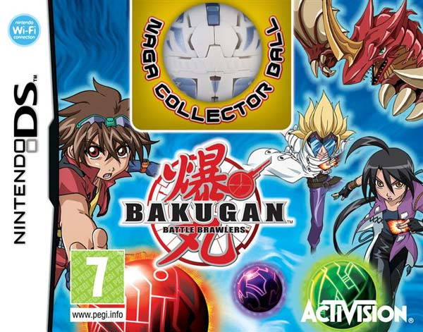 Bakugan Battle Brawlers, un nuevo juego tipo Pokemon procedente de la televisión