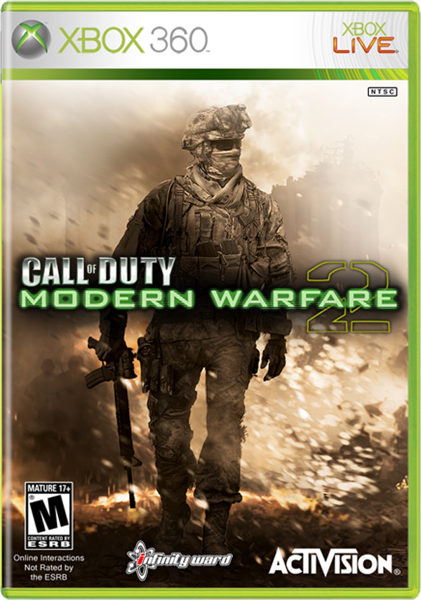 Call of Duty: Modern Warfare 2, un nuevo tráiler y video del juego