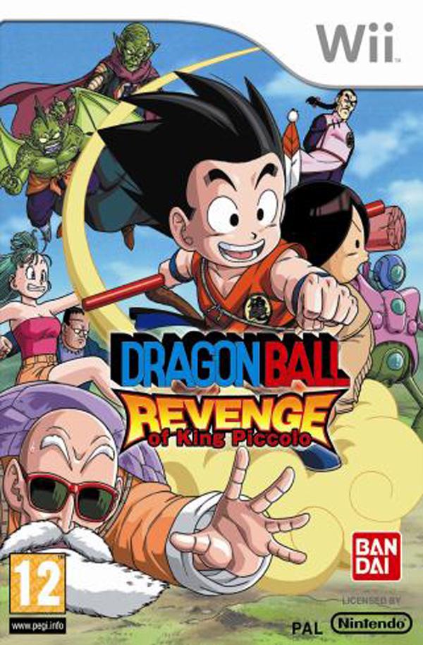 Dragon Ball: Revenge of King Piccolo, Goku vuelve a sus origenes en este juego de Wii