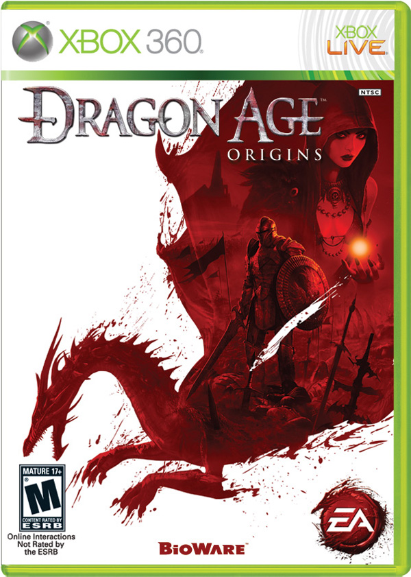 Dragon Age: Origins, el heredero de la saga Baldur's Gate
