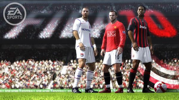 FIFA 10 encara al PES 2010 con 1,7 millones de copias vendidas en una semana