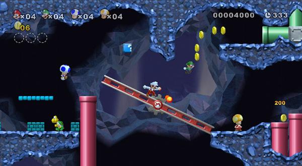 New Super Mario Bros. Wii, el clásico se reinventa con un modo multijugador