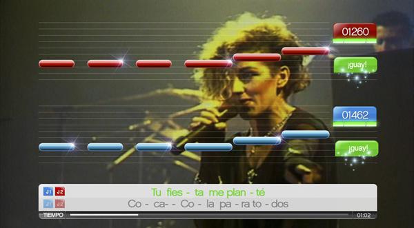 SingStar Mecano (PS2) 2009