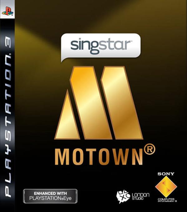 SingStar Motown, una edición limitada con canciones exclusivas