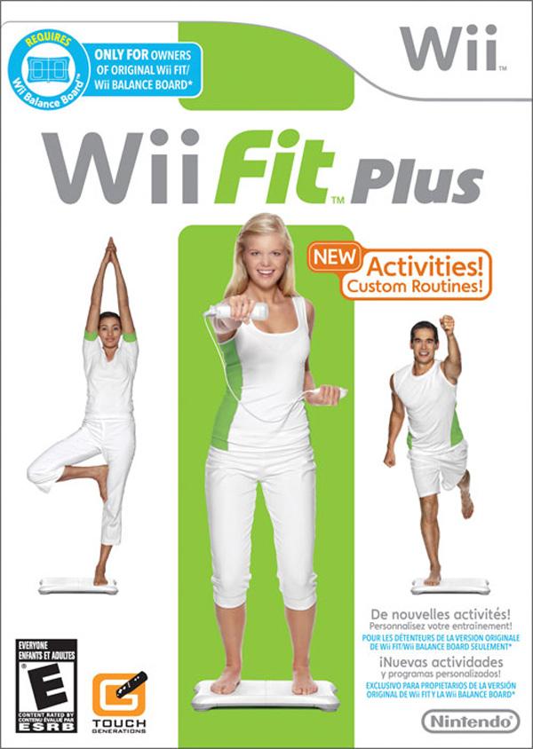 Wii Fit Plus, la versión mejorada del entrenador personal
