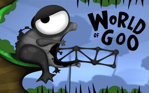 World Of Goo, descarga el juego gratis o al precio que tú elijas