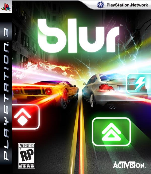 Blur, el simulador de conducción para carreras extremas y tramposas