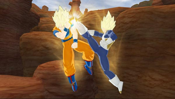 Dragon Ball Raging Blast, la demo ya está disponible para Xbox 360