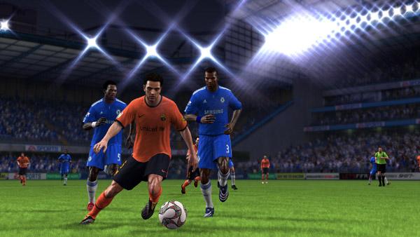 FIFA 2010, el rey del fútbol vuelve un año más a las videoconsolas